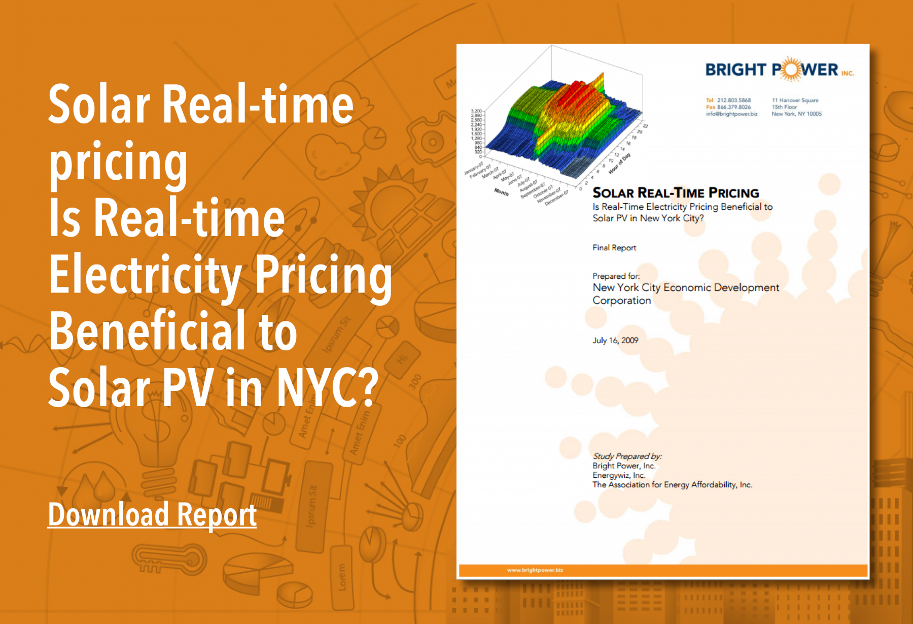 Solar real-time pricing