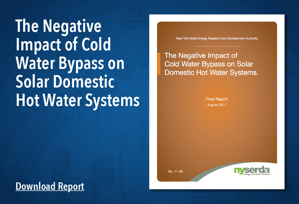 Negative Impact of Cold Water Bypass
