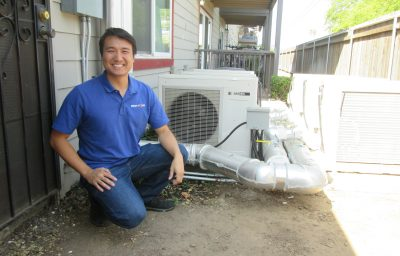 Image for Bright Employee: Daniel Chen, Manager of Project Development, Western Region
