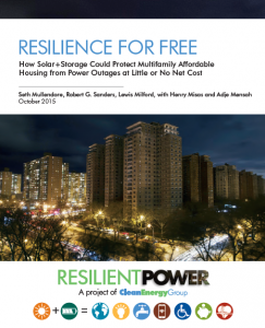 Resilience for Free