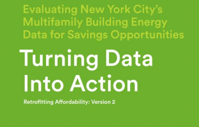 turning data into action report