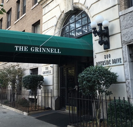 Grinnell Facade