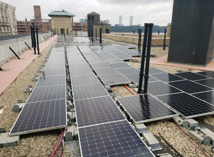 The Grinnell, Community Solar