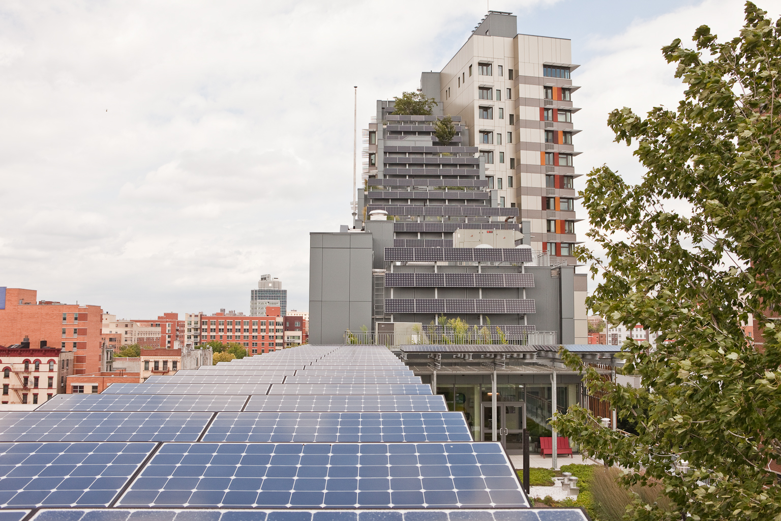 Bright Power solar